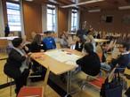 ZeitzeugInnen-Seminar 2014: Generationen im Gespräch