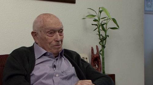 """Gideon Eckhaus in Tel Aviv verstorben: """"Hören Sie mal zu!"""""""