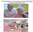 Auslandsgedenkdienst: Gedenkdiener Königsberger im Gespräch mit der Prager Zeitzeugin Peskova