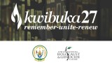 Internationaler Gedenktag an den Genozid in Ruanda 2021 - Kwibuka27