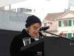 Rede von Agnes Heller: Eine Welt, die Helden brauchte