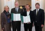 Dr. Heimo Halbrainer erhielt den Erzherzog-Johann-Forschungspreis 2013 und den Grazer Menschenrechtspreis 2013