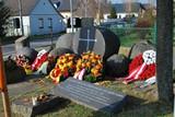 Gedenkfeier beim Mahnmal für Roma und Sinti am 17. November 2012