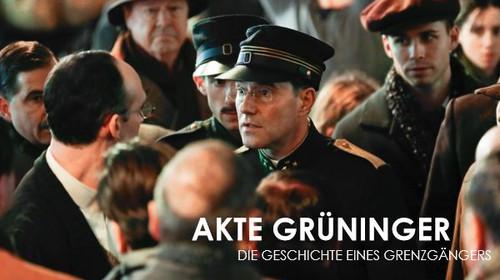 Akte-Grüninger. Geschichte eines Grenzgängers